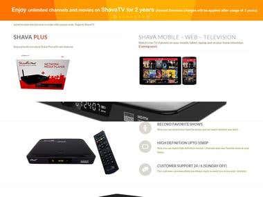 SHAVA TV