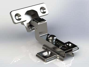3D MODELLING AND RENDERING USING SOLIDWORKS