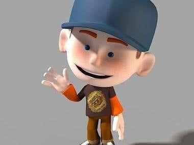 Pedro Conti - Animation