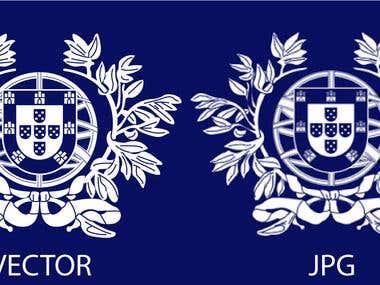 JPG to Vector Convert