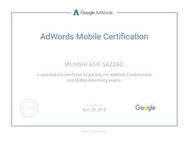 Google Mobile Advertising