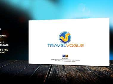 TravelVogue Logo