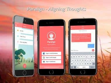 Iphone chat app (group)