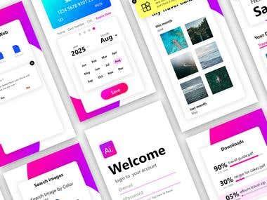 UI Design - UI Elements