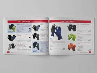 Product Catalog for Diamond M industrial products