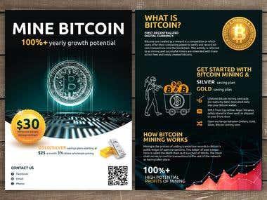 A5 leaflet