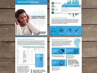 Listenwise brochure