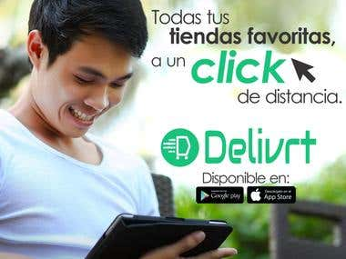 Delivrt - Marketing