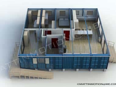 Various renders and models