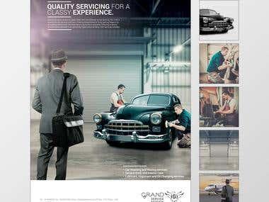 GSS Ad Campaign