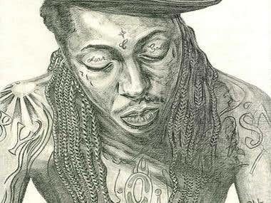 Lil Wayne ad