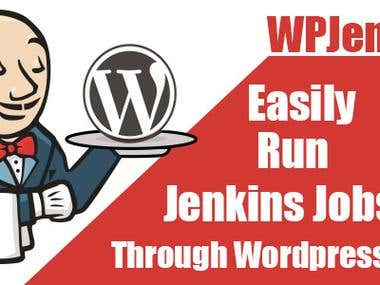 WPJenkins Wordpress plugin