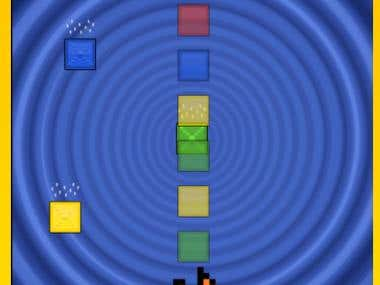 Html5 Game- Psychic Colors