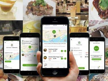 Food Booking & Shopping
