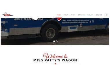 Miss Patty's Wagon