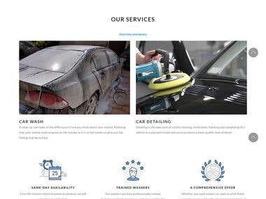 Auto WOW (Wash On Wheels)