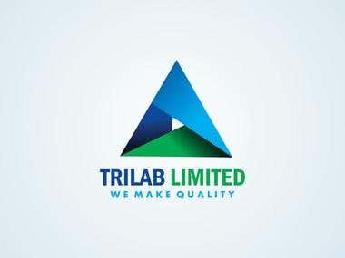 Trilab Logo Design
