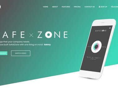 Website for safexzone