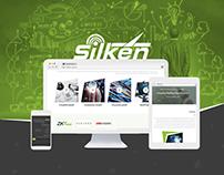 Silken website