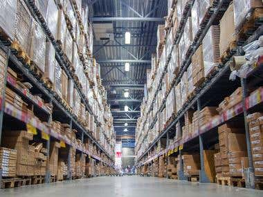 SEO for a warehouse business website