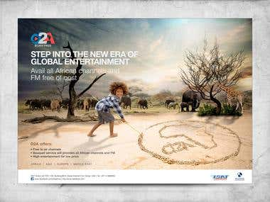 iSat Africa Ad Campaign II