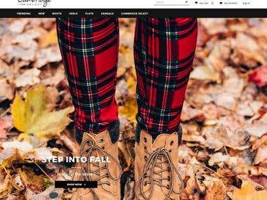 Shopify Store updates and Customization