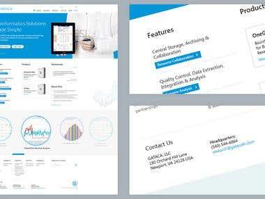 Gataca - A Bioinformatics Tool Suite