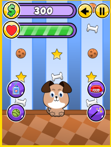 Html5 Game- Cute Pets