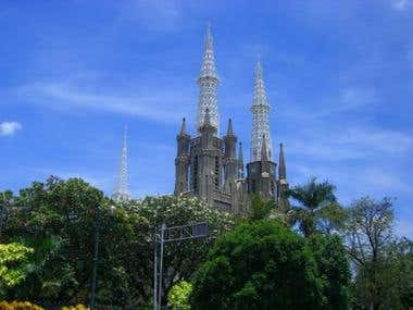 2008 : Cathedral Top