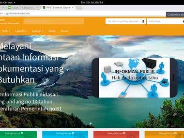 Government Project - PPID