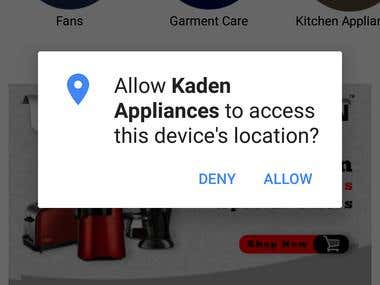 Kaden appliances
