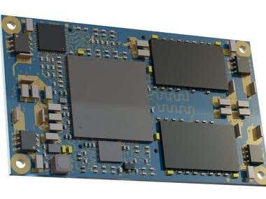 SOM module for Smart Computer