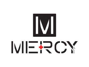 Mercy+ Logo Design