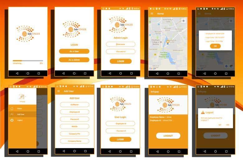 Employee Attendance App | Freelancer