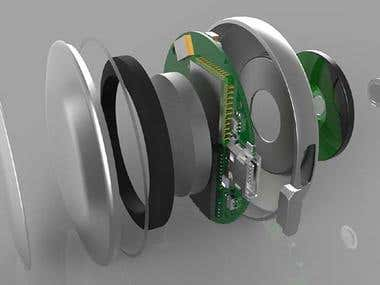 Smart Bluetooth IoT device