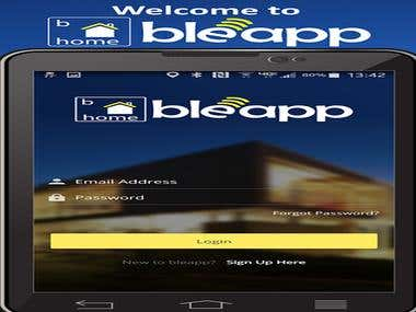 Bleapp Home Android APP