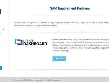 SAM Services