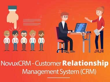Novux CRM - Customer Relationship Management