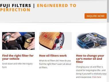 Fujifilters Pvt Ltd - fujifilters.com