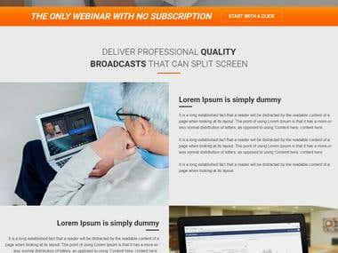Webinar TV