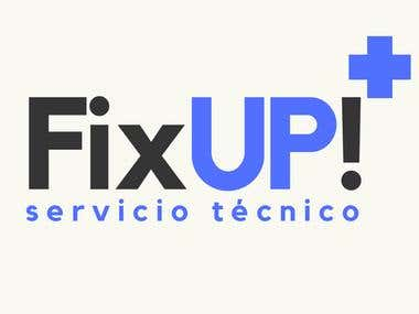 Logo marca tecnológica