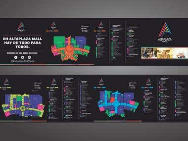 MAP of Altaplaza mall