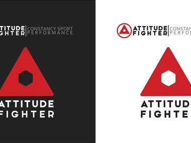 Logo of Attitude fighter brand