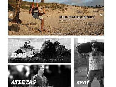 Website Soul Fighter
