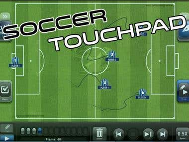 Soccer Touchpad