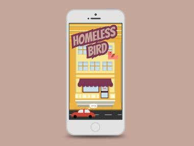 Homeless Bird Game Design