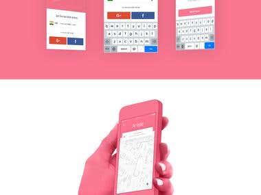 Artiste - Mobile App