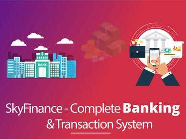 Complete Banking & Transaction Software