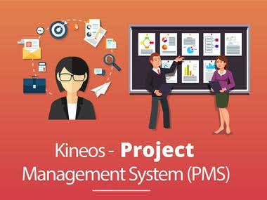 Kineos Project management