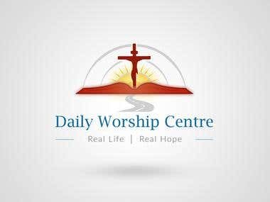 Daily Church logo